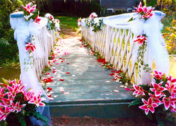 wedding florist westminster md